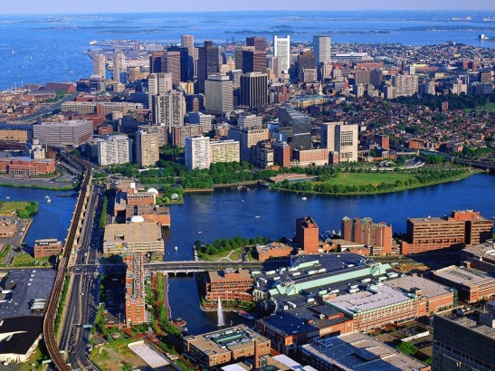 Boston, Massachusetts, or