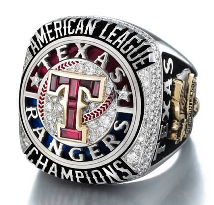That's some bauble! (Image courtesy of dallasnews.com.)