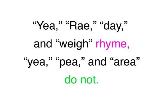 Dang English!